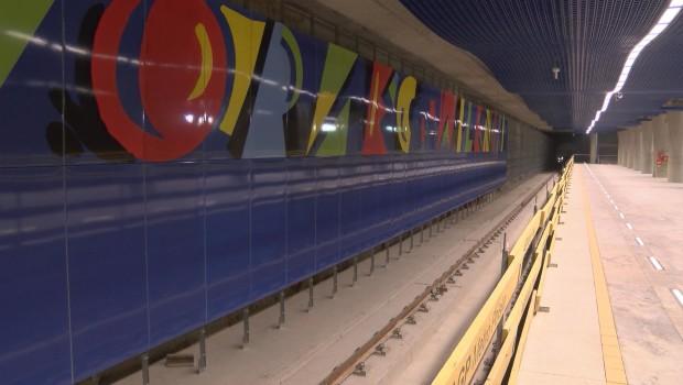 Dw. Wileński II Linia Metra