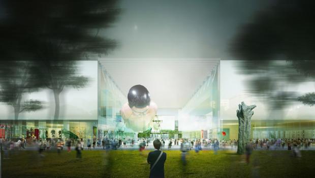 Centrum stolicy w rękach nowojorskiego architekta