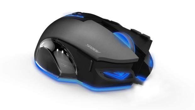 Nowa mysz dla graczy MMORPG