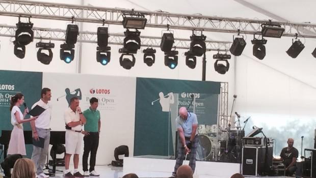 Pierwsze uderzenie na LOTOS Polish Open 2014 oddane