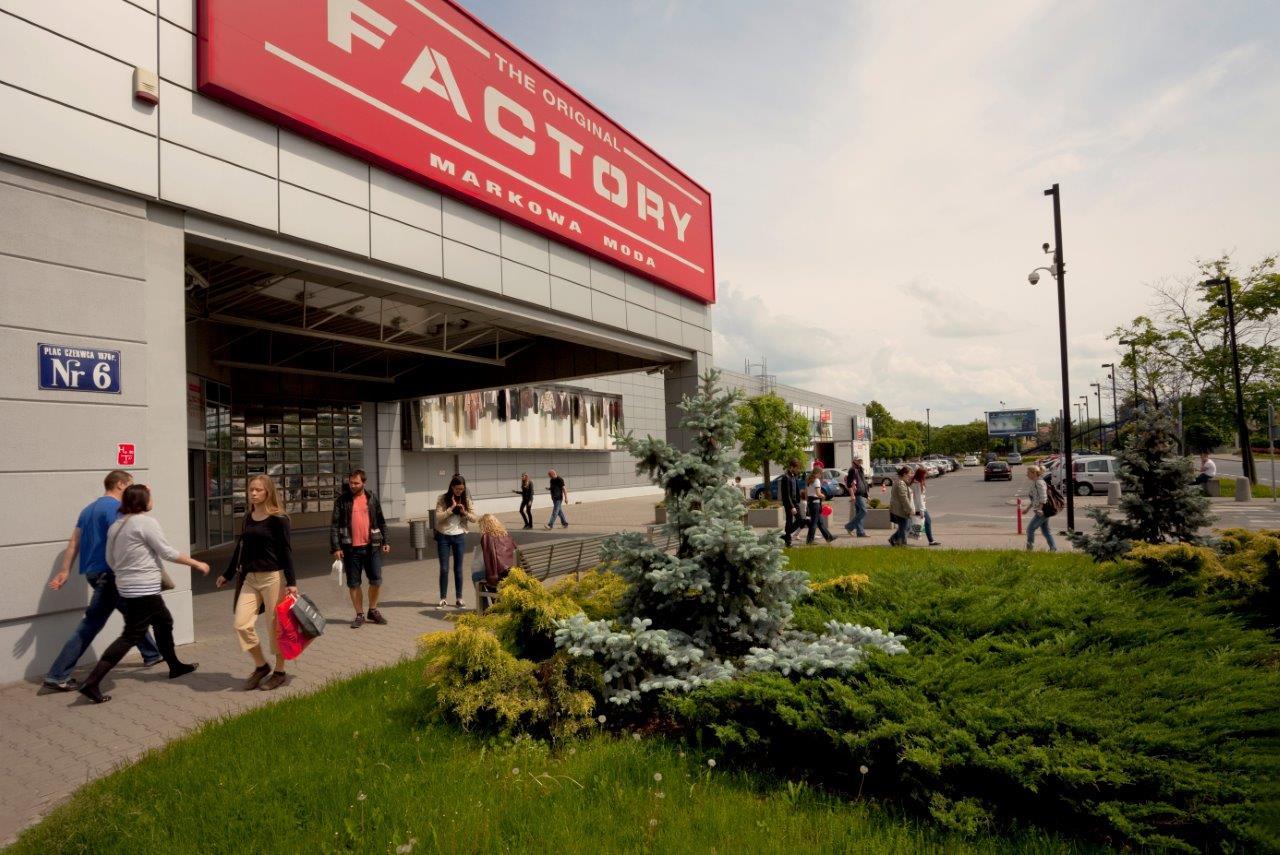 Nowe marki w FACTORY Warszawa Ursus