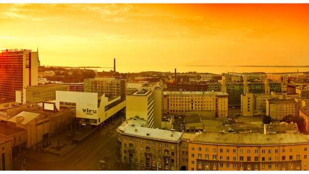 Podniebne atrakcje Tallina