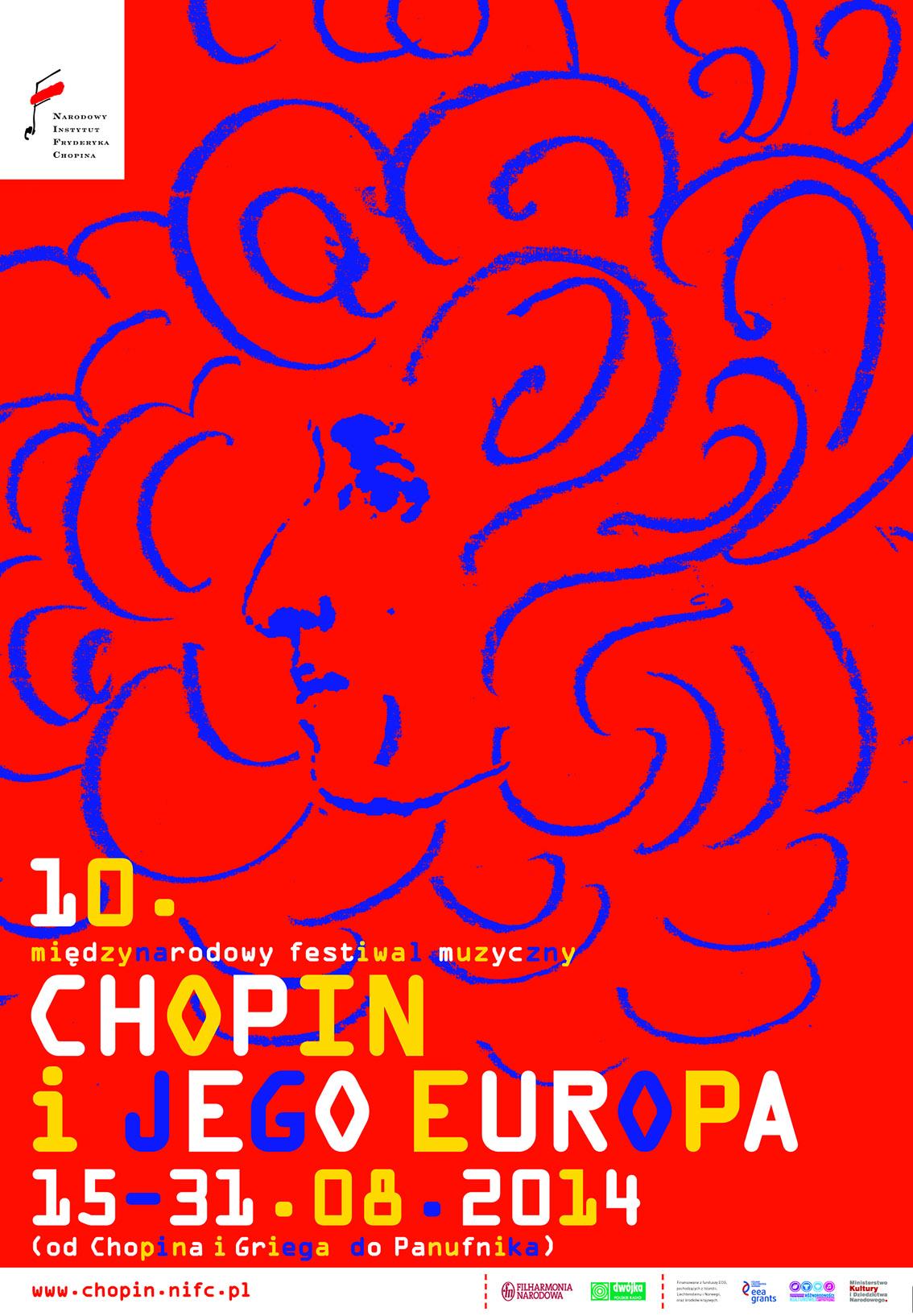 Od Chopina i griega do panufnika – Festiwal Muzyczny