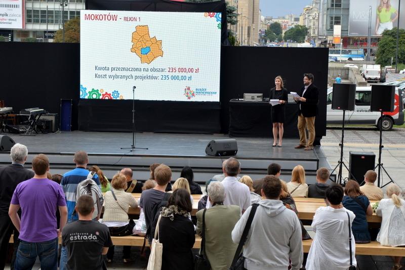 Warszawski budżet obywatelski – znamy zwycięskie projekty
