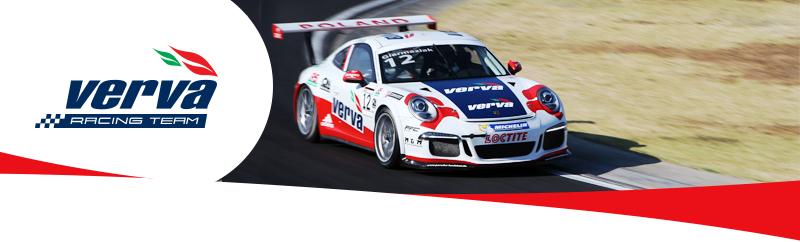 VERVA Racing Team przed wyścigiem Porsche Supercup w Niemczech