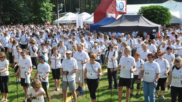 Rekord Guinnessa nieoficjalnie pobity – Nordic Walking uprawiało aż 1565 osób