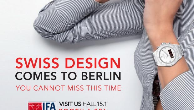 MyKronoz zaprasza na targi IFA 2014