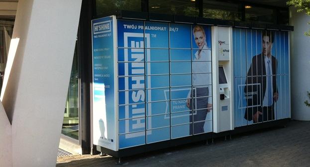 Pralniomaty Hi'Shine gotowe do rewolucji na rynku prania
