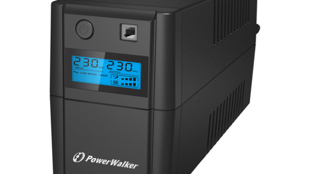 PowerWalker wprowadza na rynek nową serię UPS-ów