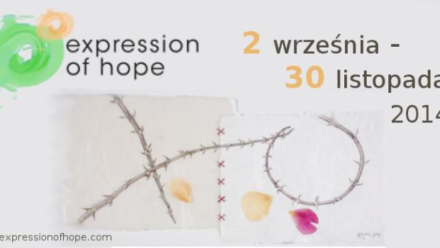 Trzecia edycja międzynarodowego projektu Expression of Hope