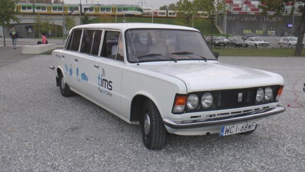 """Fiatem 125P typ """"Jamnik"""""""