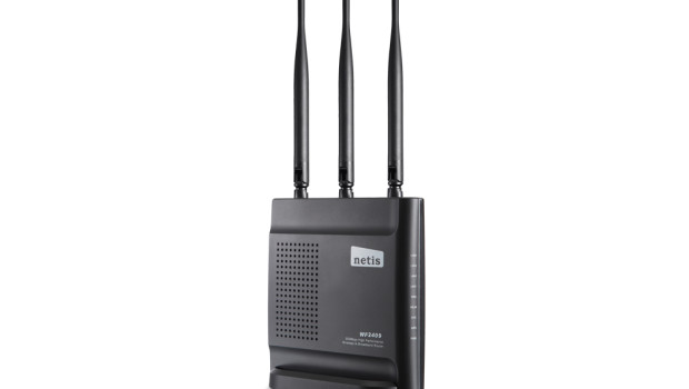 Niedrogi router z 3 antenami