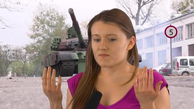 Kamasze zamiast szpilek. Wojsko wzywa Panie