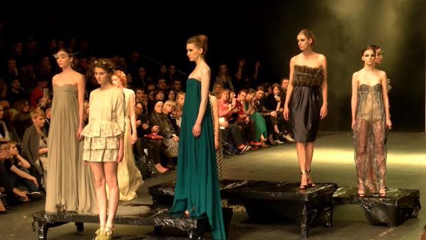 Pierwszy dzień na Fashion Week Poland