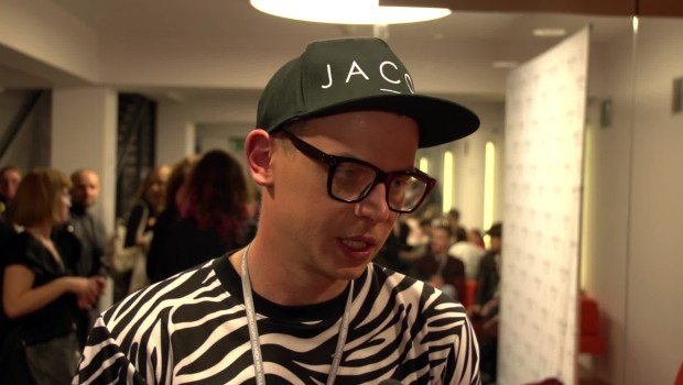 Jacob Birge Vision na Fashion Week Poland