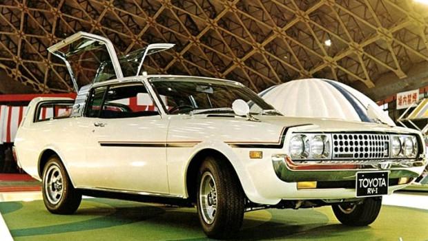 Koncept Toyota RV-1 – samochód na wakacje