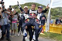 Volkswagen świętuje potrójne zwycięstwo w rozgrywanej w Niemczech rundzie WRC