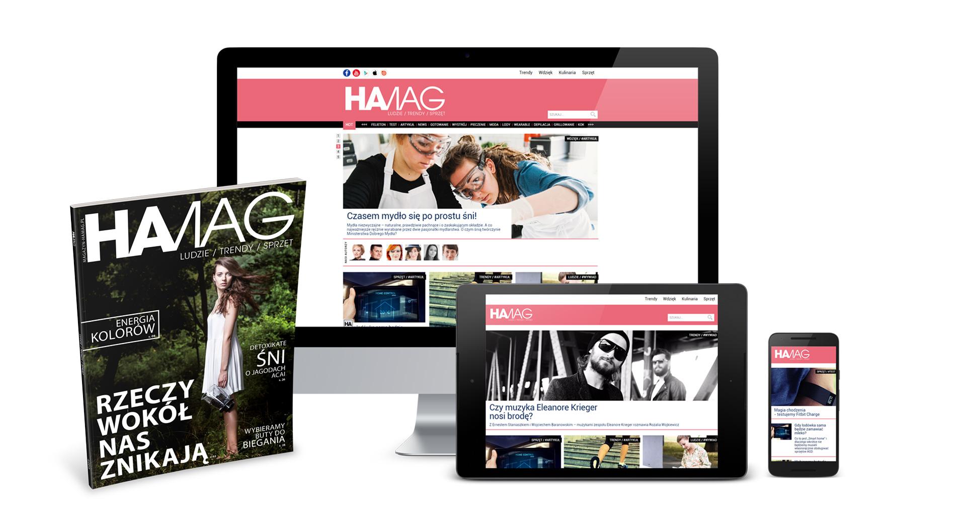 Nowy serwis internetowy dla nowoczesnych kobiet!
