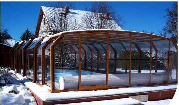 Zabezpiecz swój basen na zimę