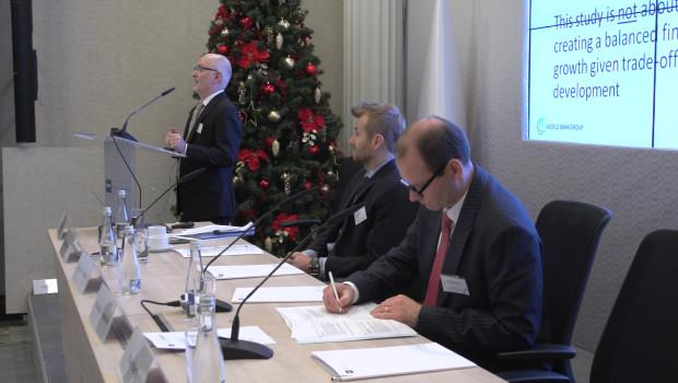 Raport Banku Światowego: Reformy sektora finansowego są konieczne