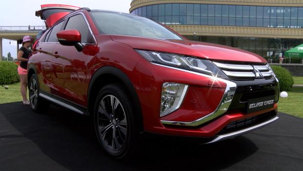 To będzie drapieżny SUV. Co kryje Coupe Mitsubishi Eclipse Cross?