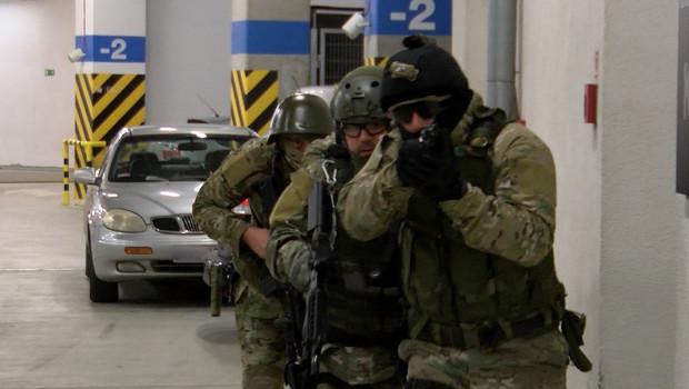 Antyterroryści odbili zakładników w Warszawie – To była tylko symulacja