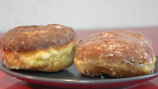 Które pączki mają najmniej kalorii?