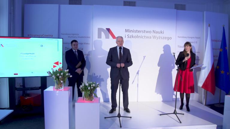 Współpraca Ministerstwa Nauki z Narodowym Centrum Rozwoju szansą dla innowacyjnych przedsiębiorców