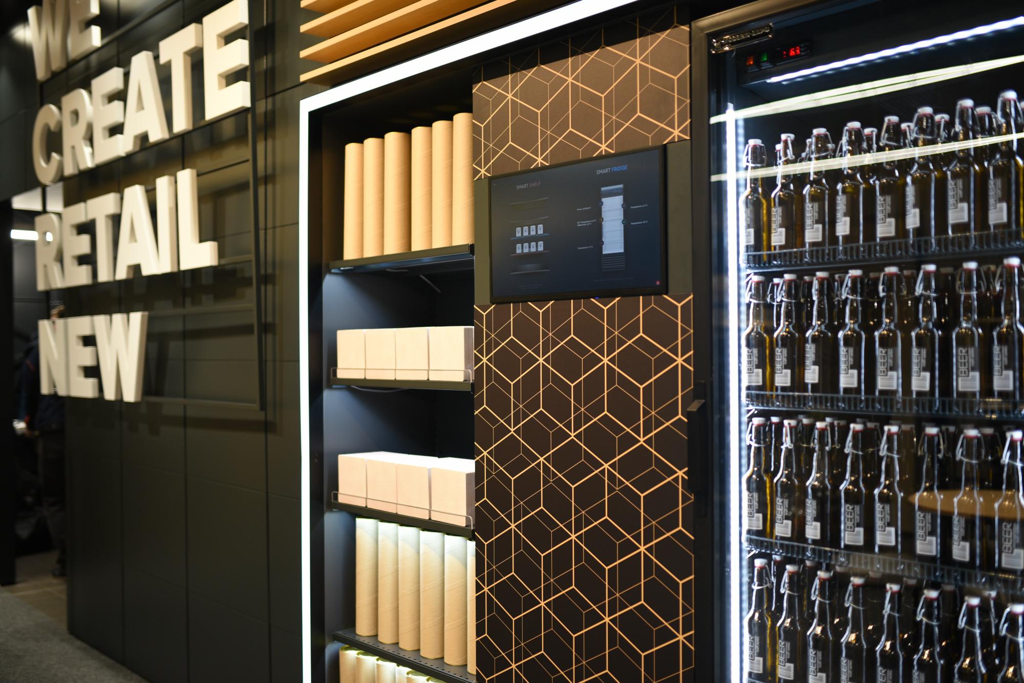 Czy inteligentna półka uchroni sklepy przed bankructwem?