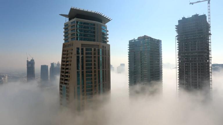 Polska tonie w smogu