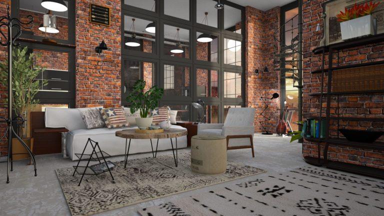 Jak urządzić wnętrze w stylu loft?