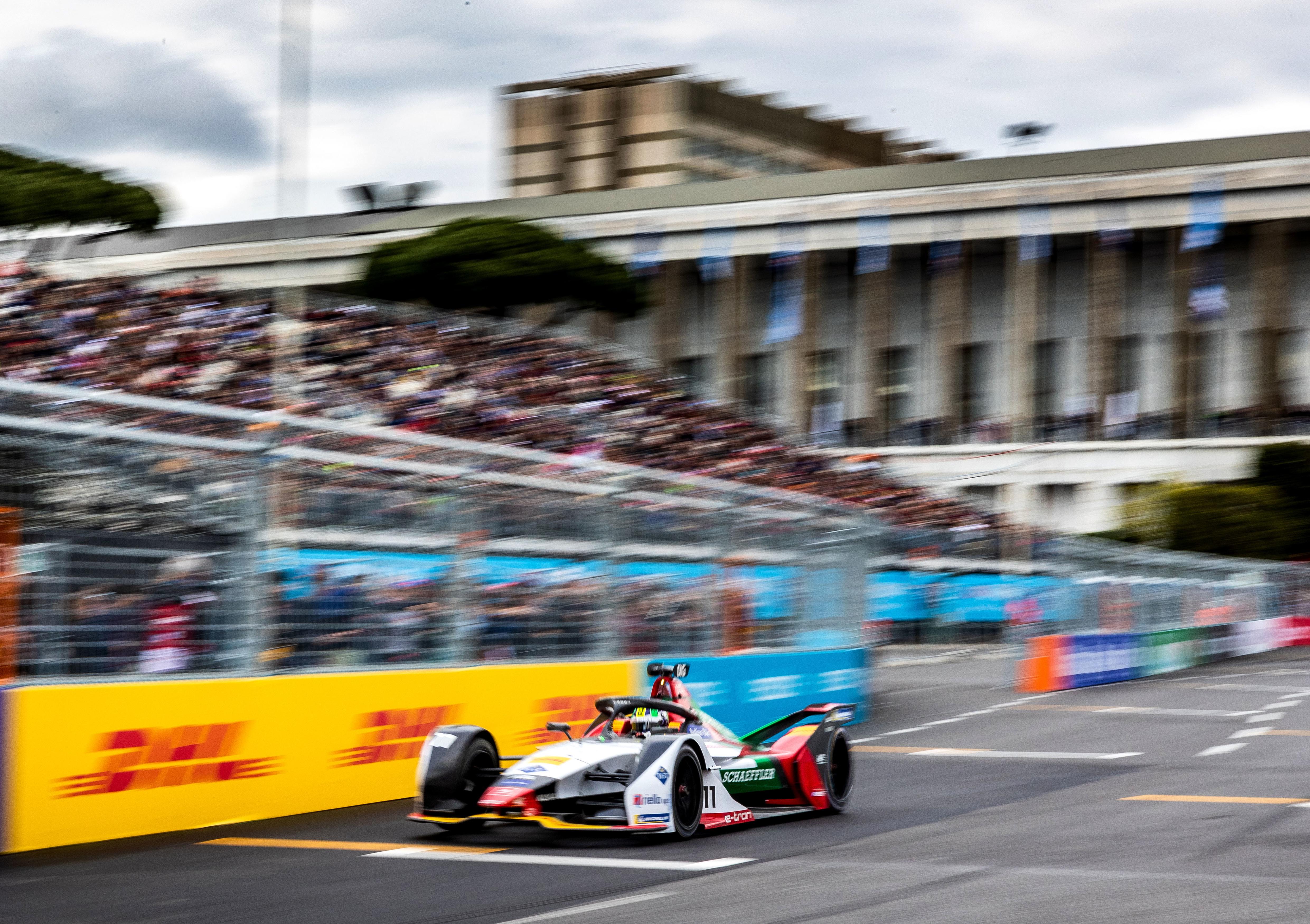 Formuła E w Paryżu: Mistrzostwa jeszcze bardziej ekscytujące!