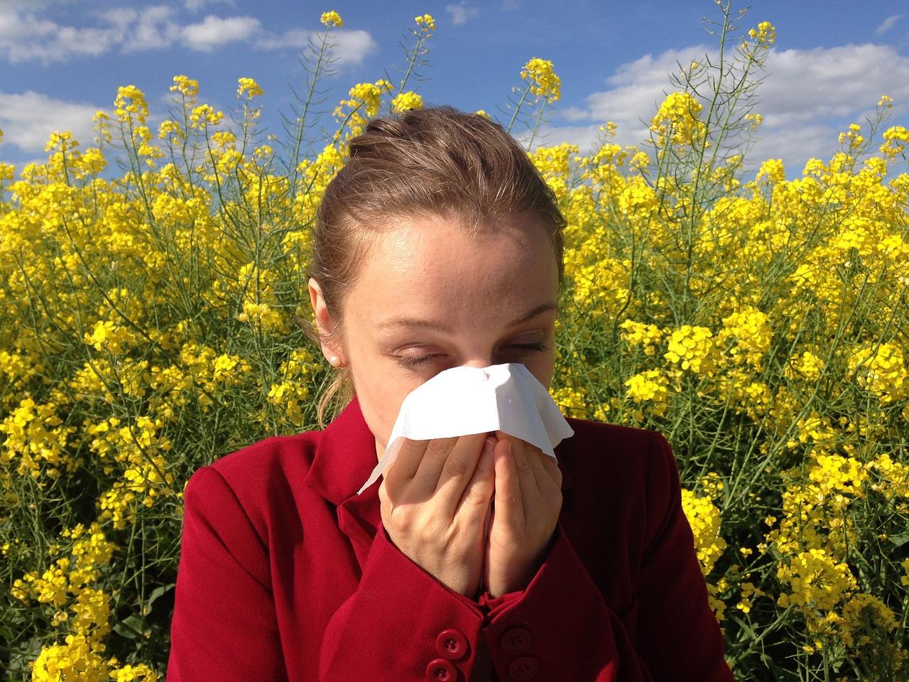 Alergie – współczesna epidemia