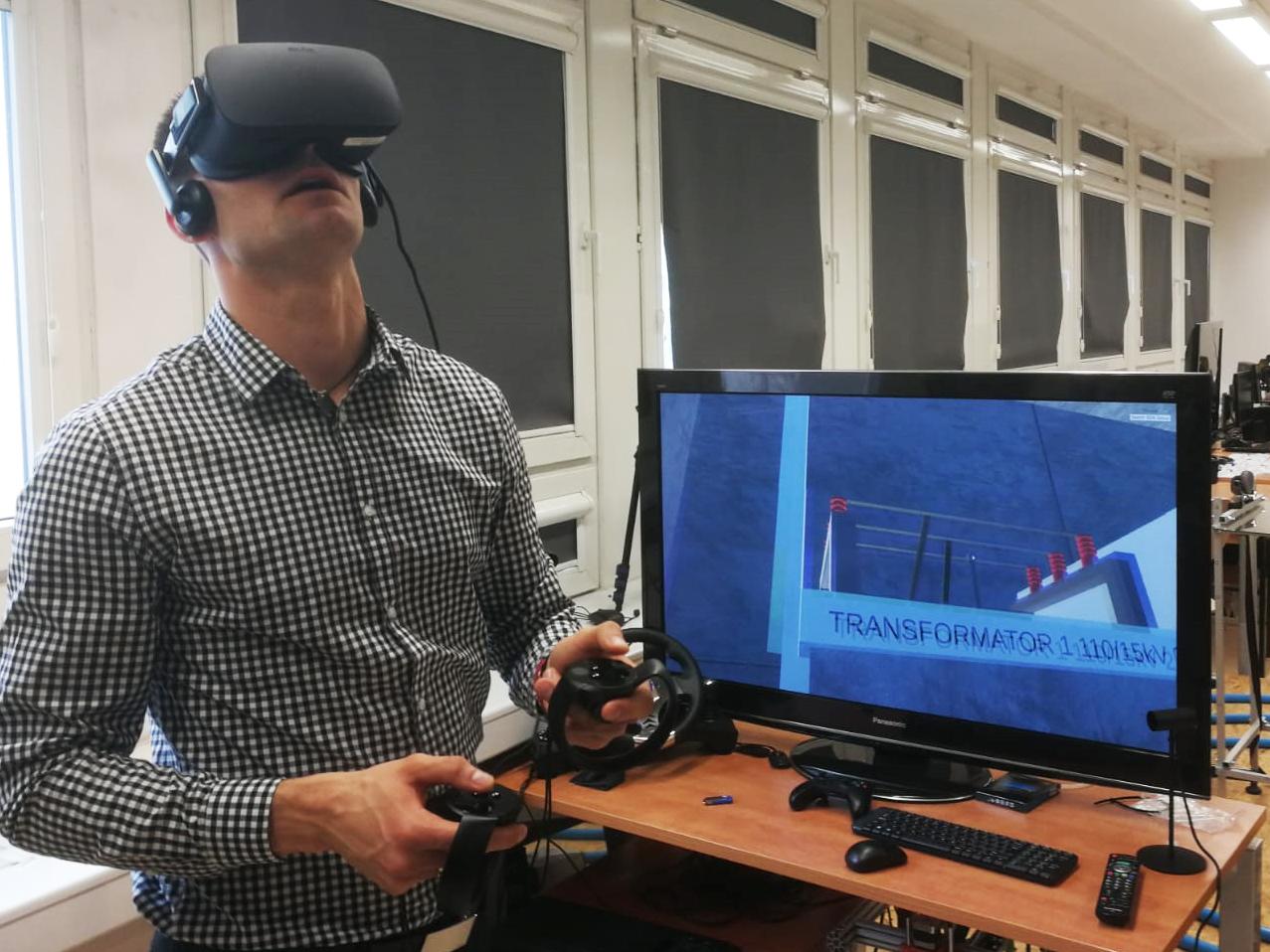 Enea Operator wykorzysta wirtualną rzeczywistość do szkolenia kadry