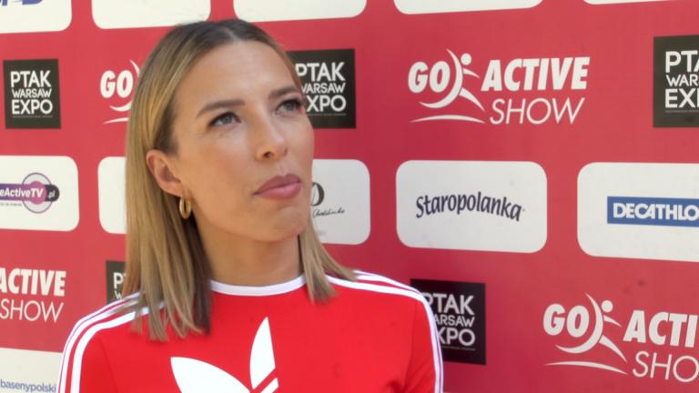 """Ewa Chodakowska radzi: """"Zaszczepmy w sobie inspirację do aktywnego spędzenia majówki""""."""