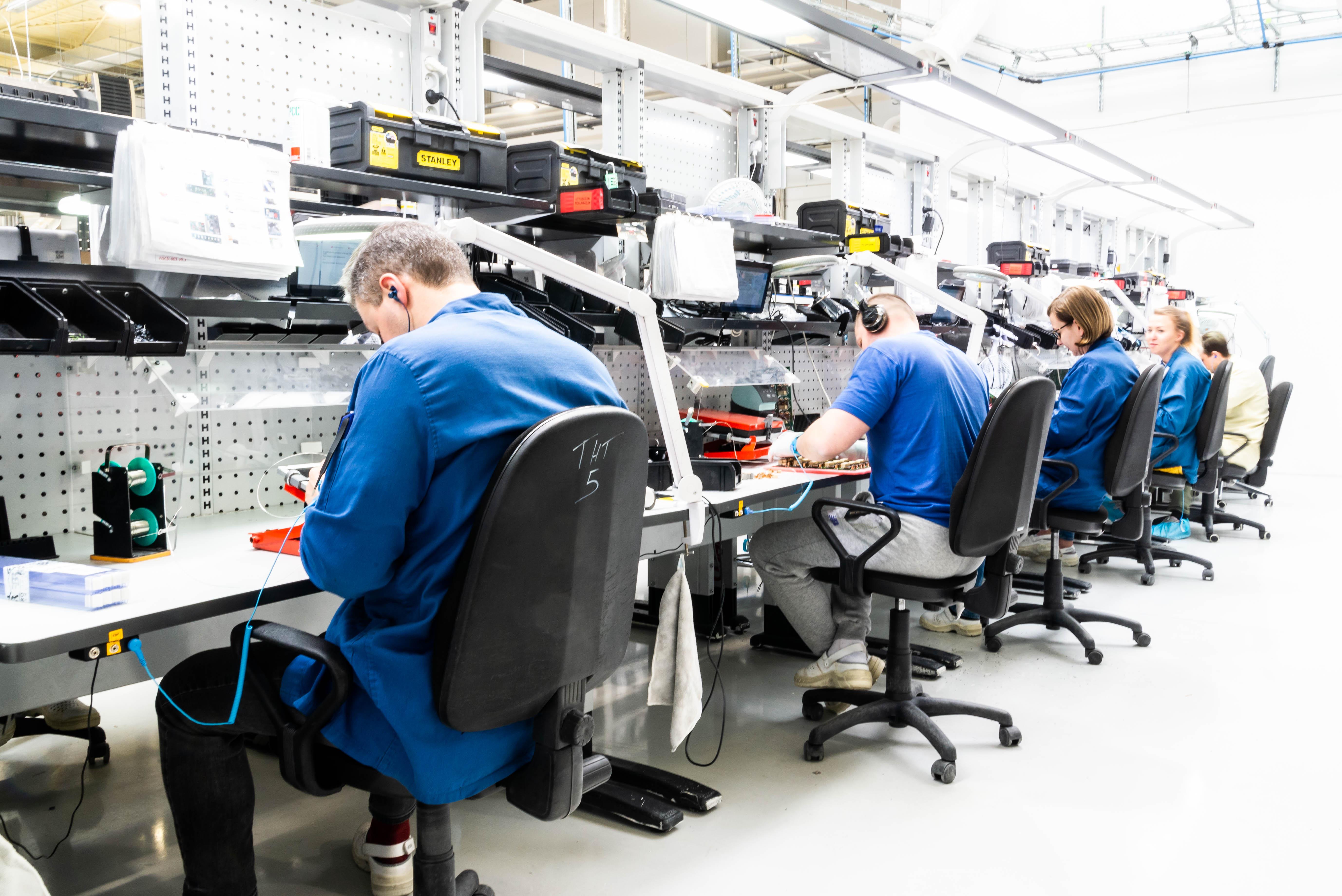 FIBARO otwiera nową fabrykę