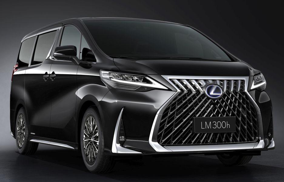 Lexus zaprezentował pierwszego minivana