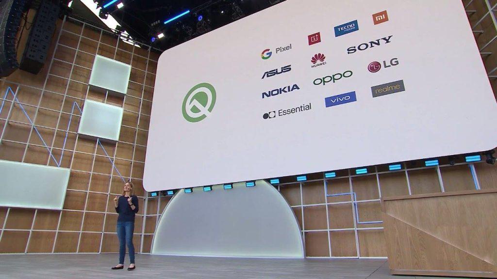OPPO dołącza do programu Android Q Beta i prezentuje możliwości technologii 5G podczas konferencji Google I/O 2019