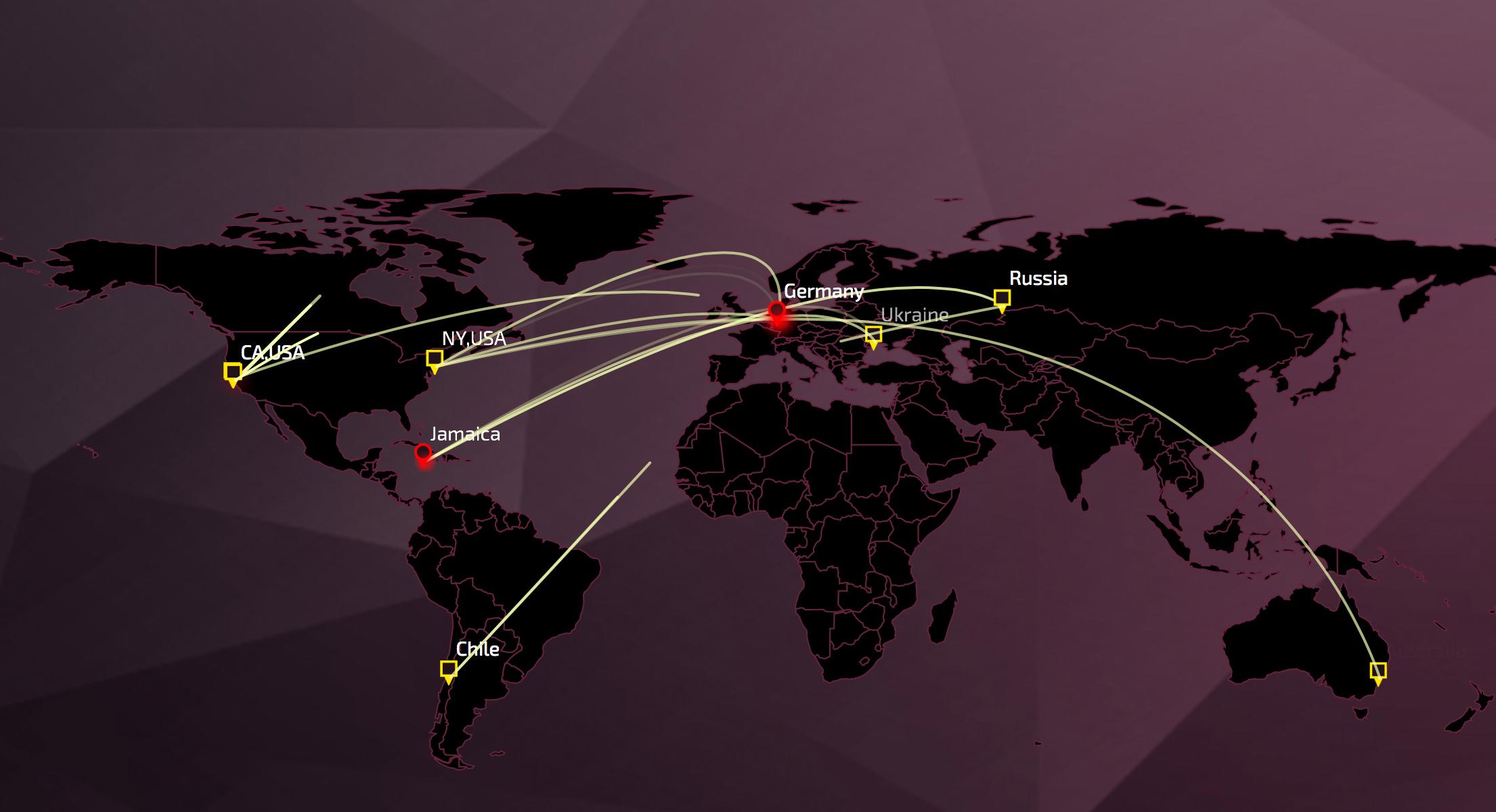 Ponad 40 mln ataków dziennie! Chińscy hakerzy celują w Polskę