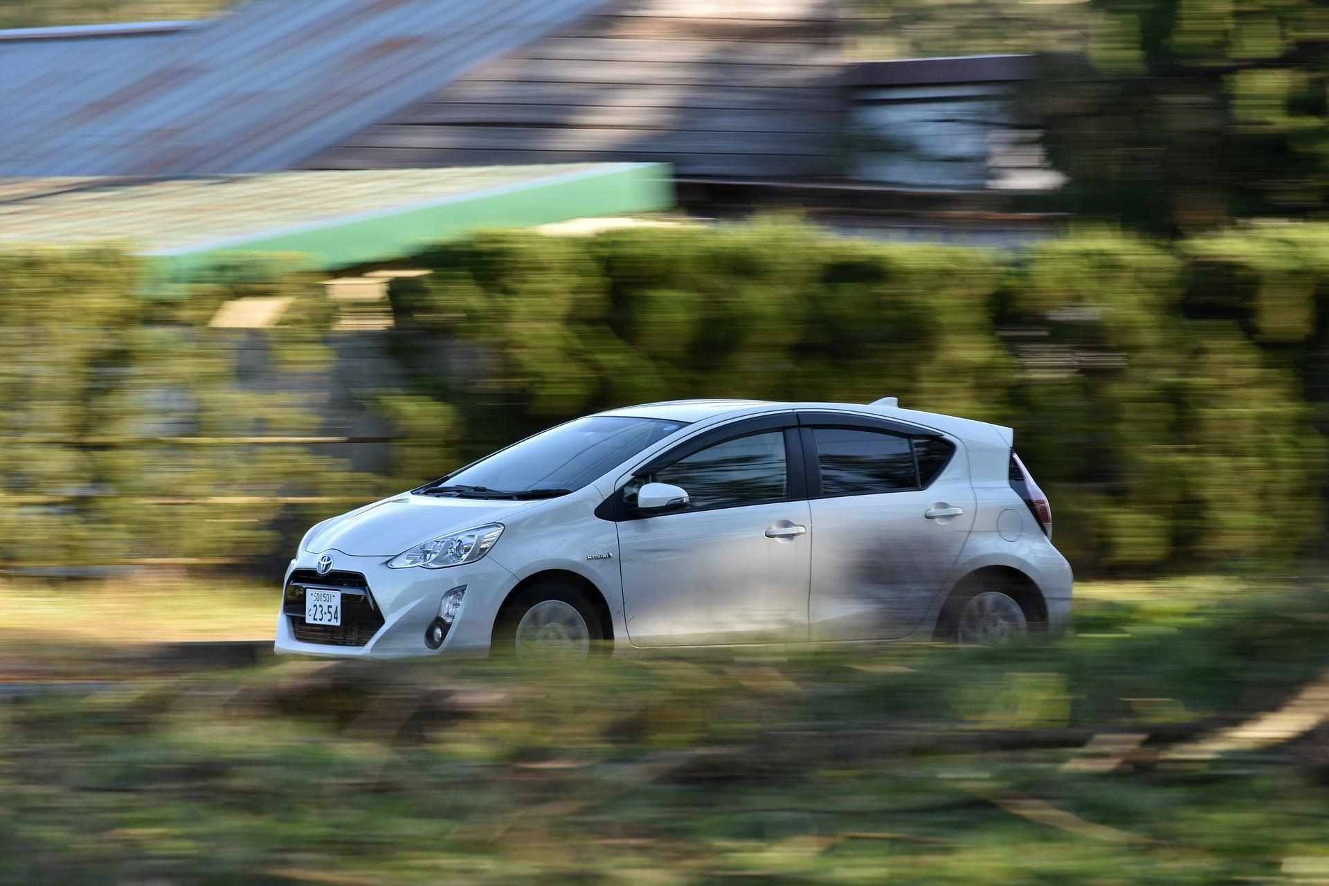 Toyota sprzedała już w Polsce 55 000 hybryd