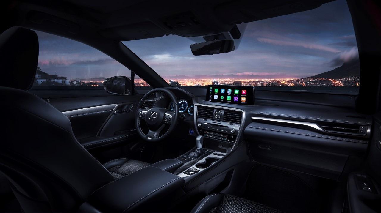 Lexus RX – historia pierwszego luksusowego SUV-a