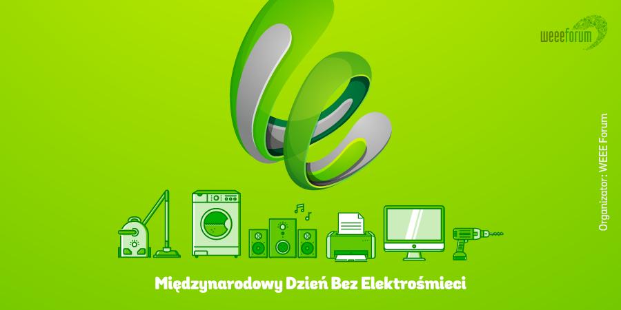 Październik miesiącem edukacji o recyklingu elektrośmieci