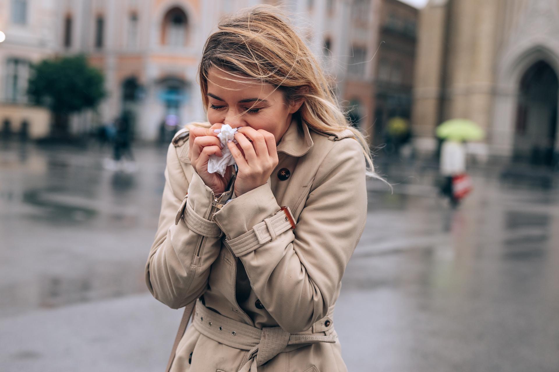Jesień w dobrej formie, czyli rady jak się nie dać przeziębieniu