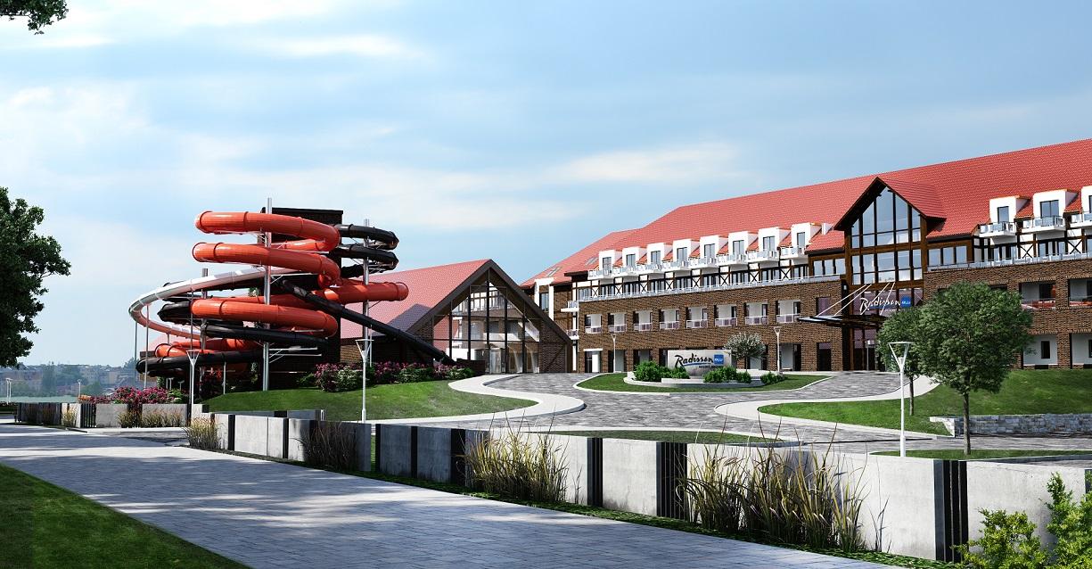 Powstanie nowy hotel Radisson Blu Resort w Ostródzie