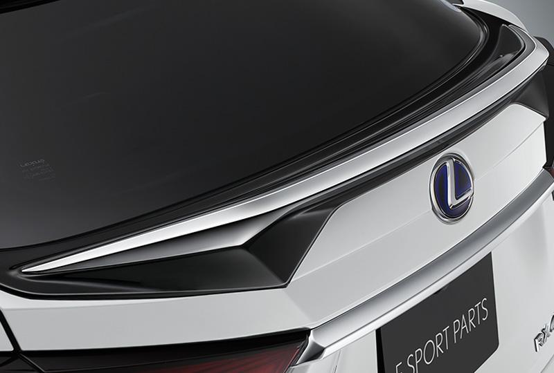 Modellista tuninguje Lexusa RX