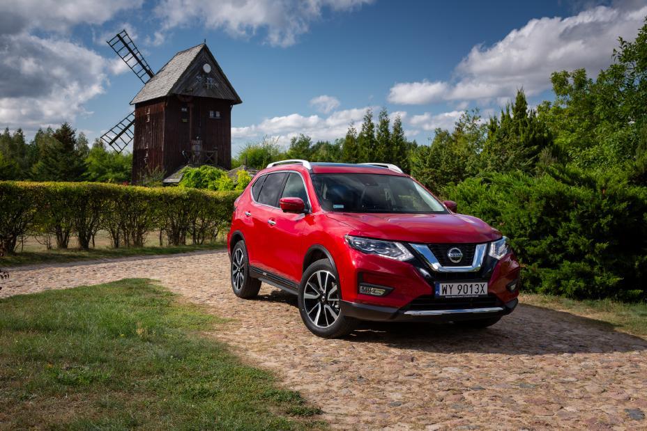 Nissan X-Trail – idealny na dalekie wyprawy