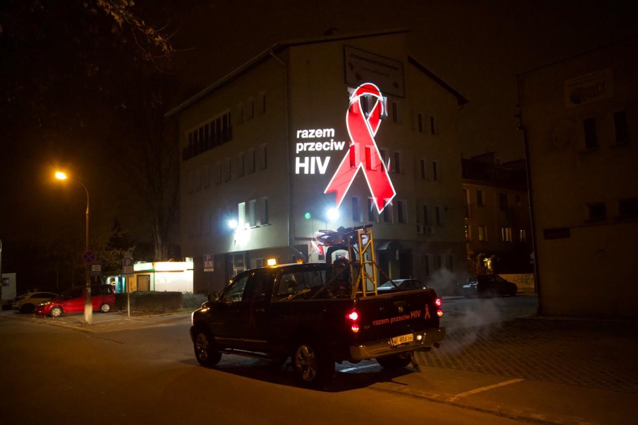 """Rusza ogólnopolska kampania """"Razem przeciw HIV"""""""