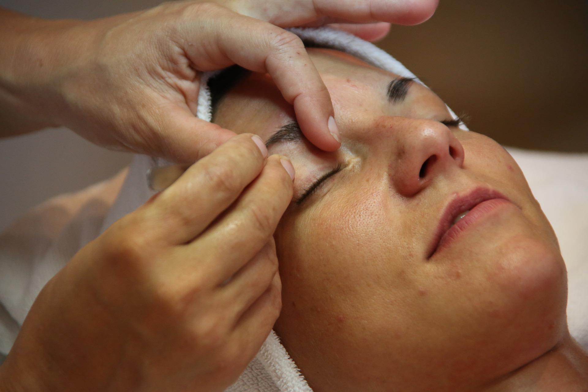 Peeling medyczny dla skóry jesienią
