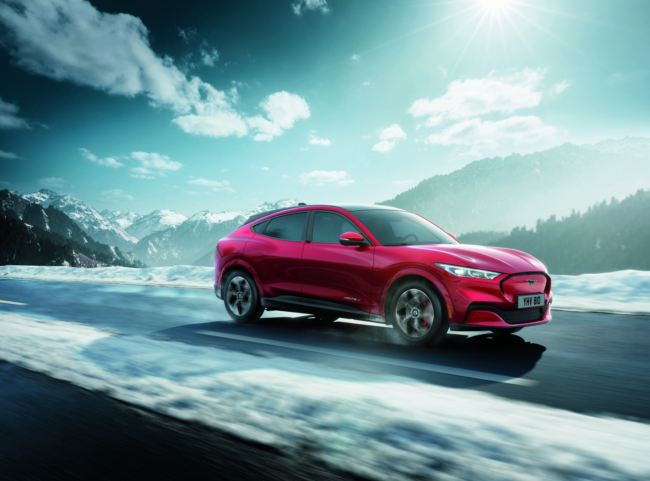 Mustang Mach-E – elektryczny samochód marki Ford