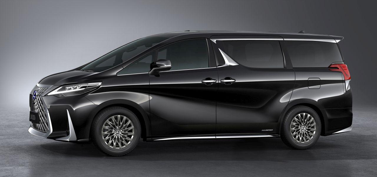 Znamy cenę pierwszego minivana Lexusa